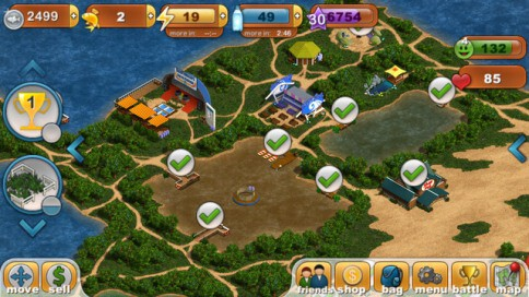 Fishing Paradise 3D Free - 2