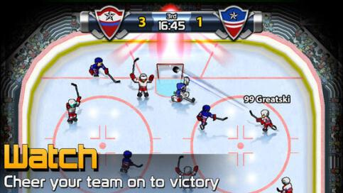 Big Win Hockey 2014 - Fantasy Manager - 3
