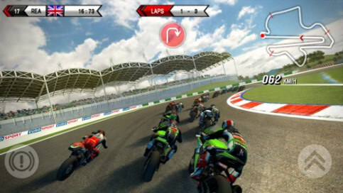 SBK15 - Official Mobile Game - 3