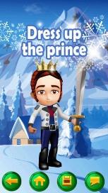 My Little Snow Princess Virtual World Dress Up Game - 4