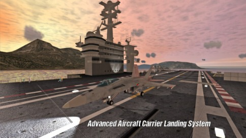 Carrier Landings - 3