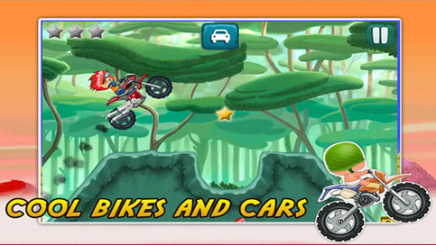 Real Hill Offroad Racing Rider - 2