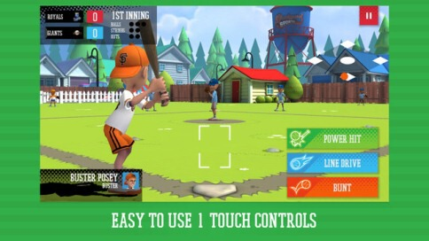 Backyard Sports Baseball 2015 - 3