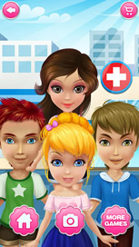Little Doctor Kids Games - 4