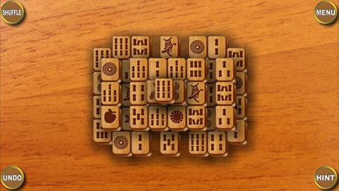Mahjong - 2