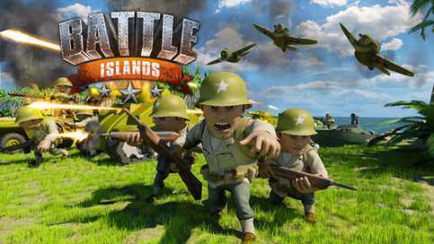 Battle Islands - 1