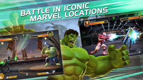 MARVEL Contest of Champions - 2