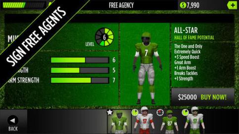 GameTime Football with Mike Vick: A Real Quarterback Sports Game - 4