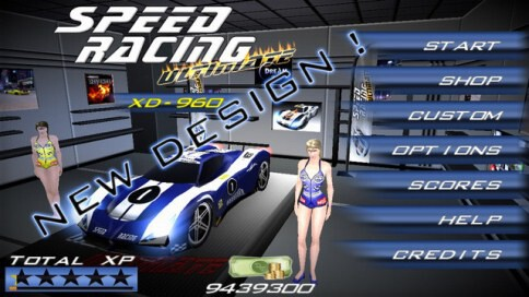 Speed Racing Ultimate 2 Free - 2