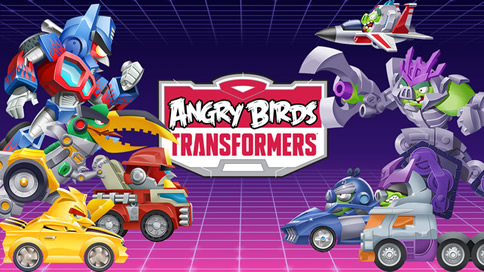 Angry Birds Transformers - 16