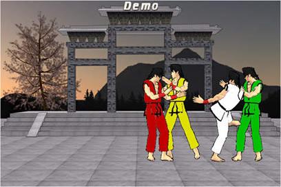 Final Karate Lite Version - 2