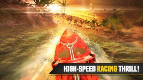 Driver Speedboat Paradise - 2