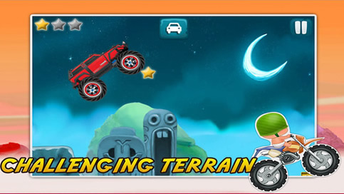 Real Hill Offroad Racing Rider - 3