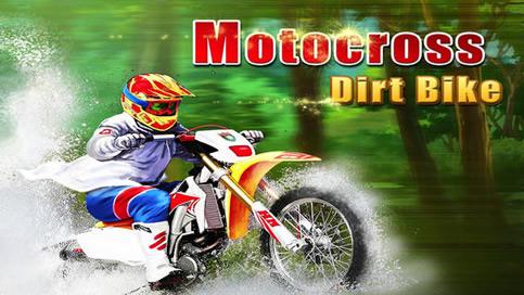 MotoCross Dirt Bike - 1