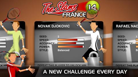 Stick Tennis - 4