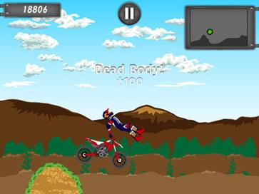 Motocross Pro Rider HD Free - 1