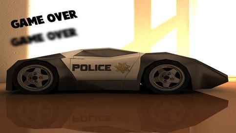 Police Chase Smash - 2