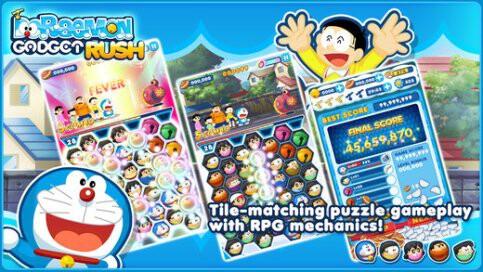 Doraemon Gadget Rush - 2