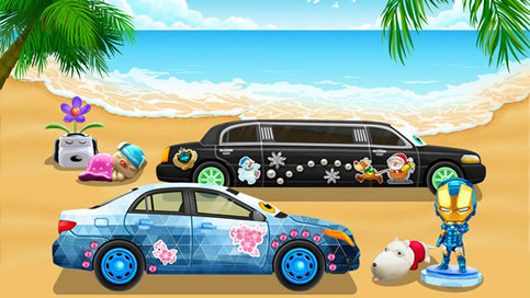 Car Salon - 5