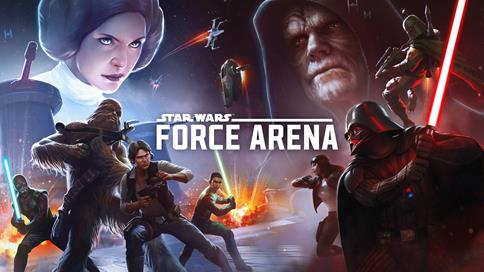 Star Wars: Force Arena - 3