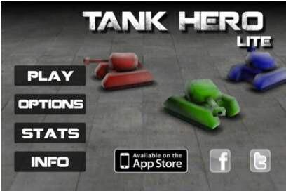 Tank Hero Lite - 1