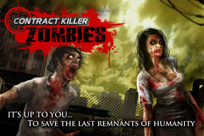 Contract Killer Zombies - 2