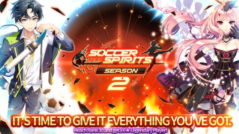 Soccer Spirits - 50