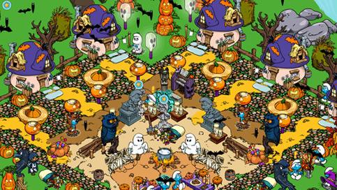 Smurfs Village - 2