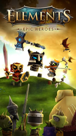 Elements: Epic Heroes - 1