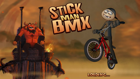 Stickman BMX - 1