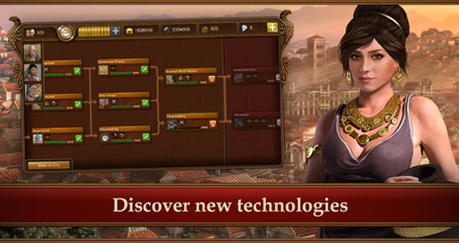 Forge of Empires - 4