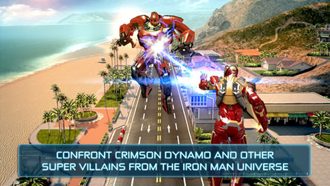 Iron Man 3 The Official Game - 5