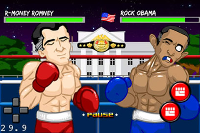 Presidential Boxing Full - 1