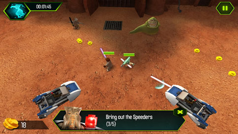 LEGO STAR WARS The Yoda Chronicles - 2