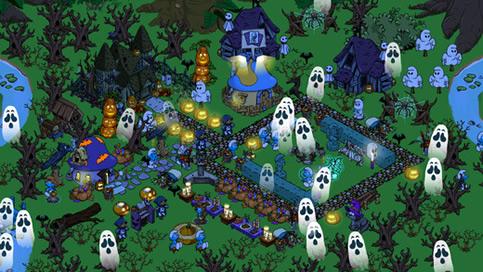 Smurfs Village - 1