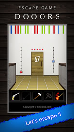 DOOORS Room Escape Game - 3