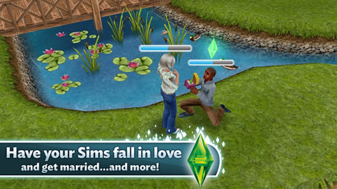 The Sims Free Play - 3