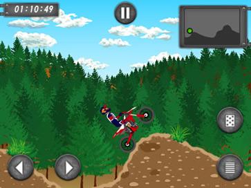 Motocross Pro Rider HD Free - 2