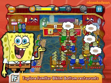 SpongeBob Diner Dash - 58