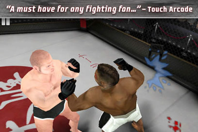 MMA EA SPORTS - 2