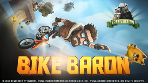 Bike Baron Free - 1