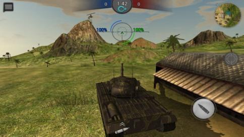 Tanktastic - 3D Tanks Online - 3