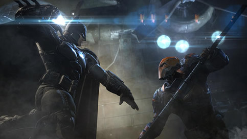 Batman: Arkham Origins - 3