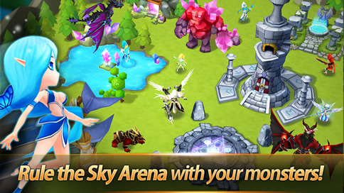 Summoners War Sky Arena - 1