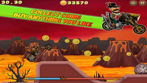 Turbo Moto Warrior Racing - 2