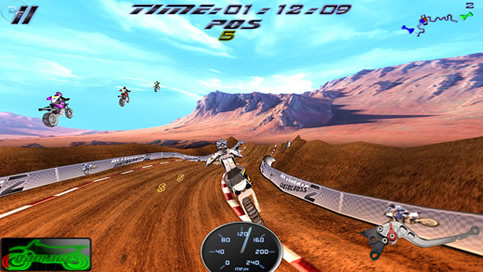 Ultimate MotoCross 2 Free - 3