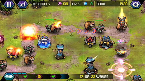 Tower Defense Lite - 4