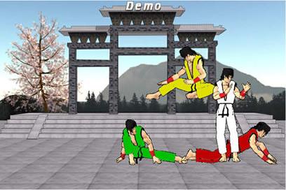 Final Karate Lite Version - 3