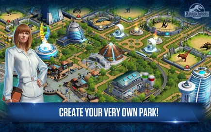 Jurassic World The Game - 2