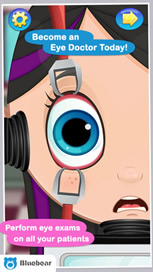 Eye Doctor Kids games - 1